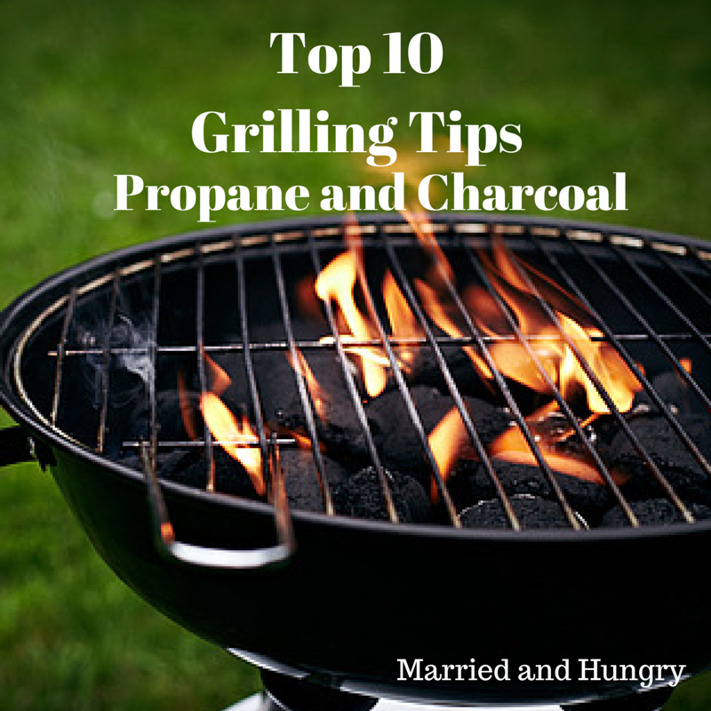 Top 5 Grilling Tips