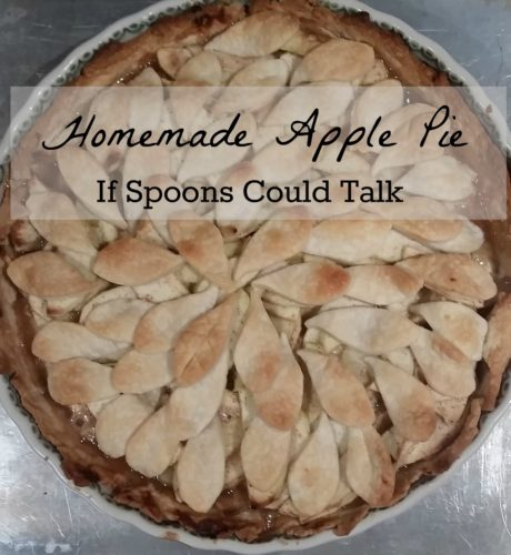 The smell of a homemade apple pie can take you to your happy place. This traditional apple pie is easy to make perfect for the holidays and weeknights alike.