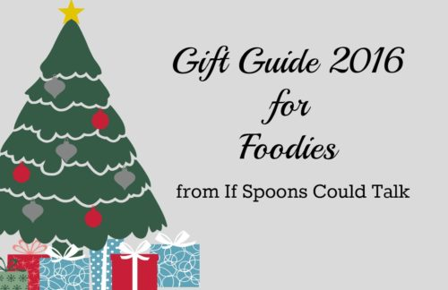 Gifts for those on your list that love food. This Foodie Gift Guide will give you some fun ideas that any foodie would be excited to receive.